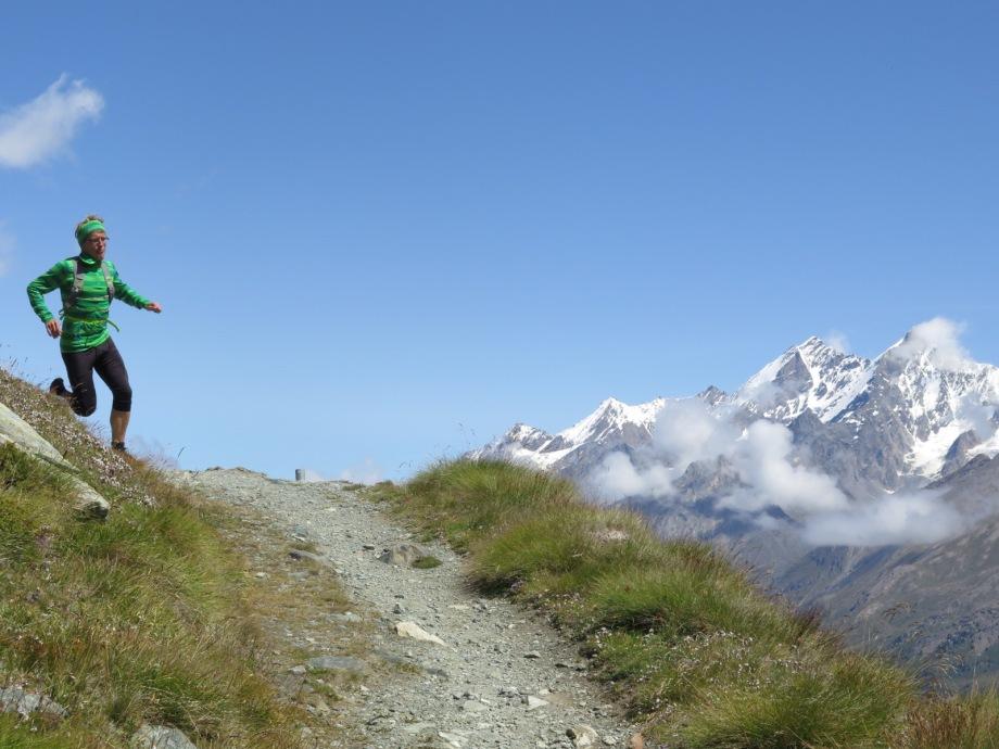 Fina stigar och höga berg. Foto: Erik Thörnell