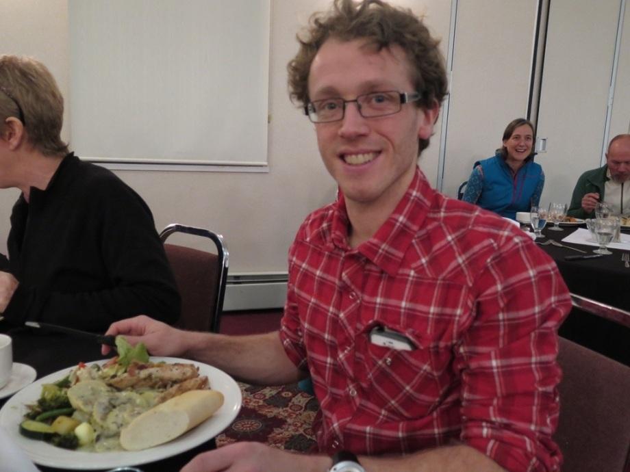 Pre-race dinner Foto: Niclas Bentzer