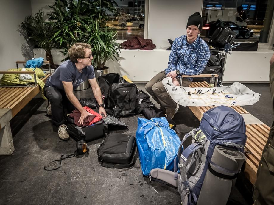 Intagit Arlanda Terminal 5. Foto: David Erixon