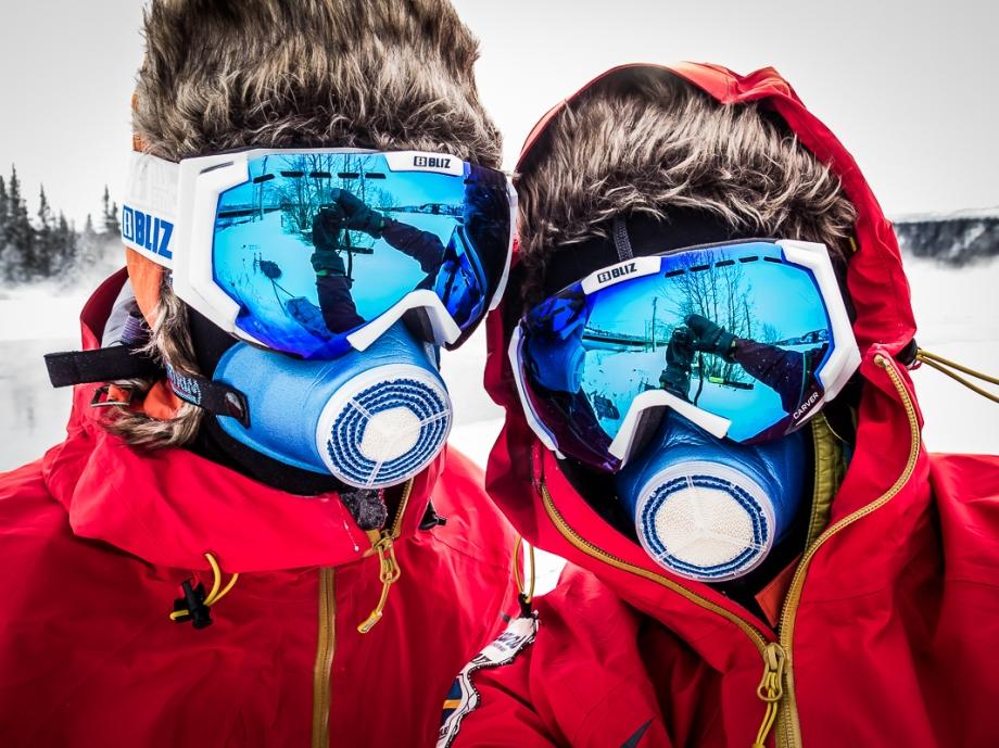 Arkivbild: Vid kallt väder behövs rätt utrustning.