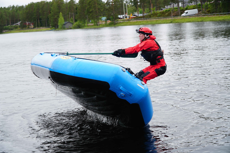 Dag 3: Paddlingskurs Älvdalens Utbildningscentrum