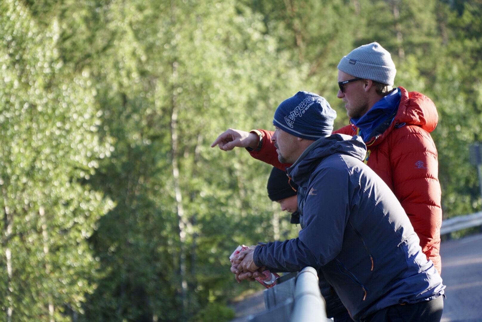 Dag 4-6: Paddlingskurs Älvdalens Utbildningscentrum