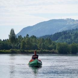 Norra Klarälvdalens skogar och berg. Foto: Linnea Nilsson-Waara